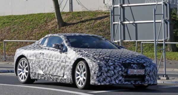Lexus 2017 Lc