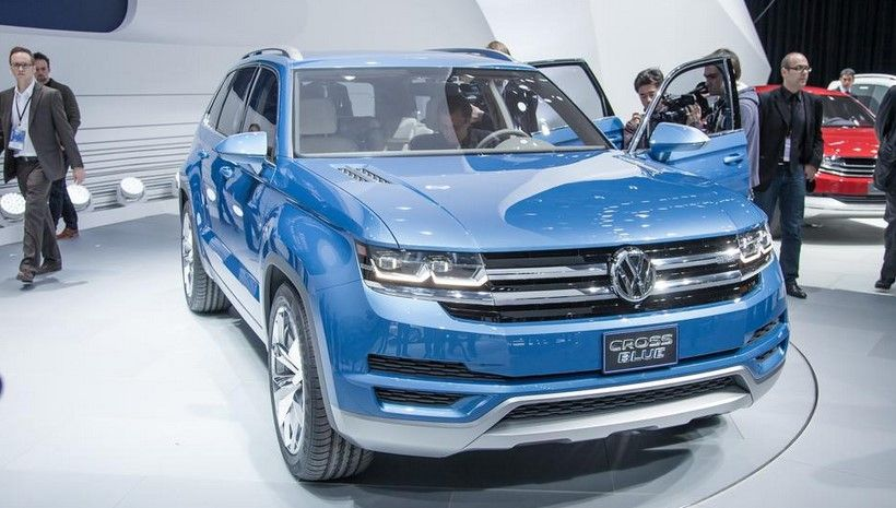 volkswagen crossblue price release date review