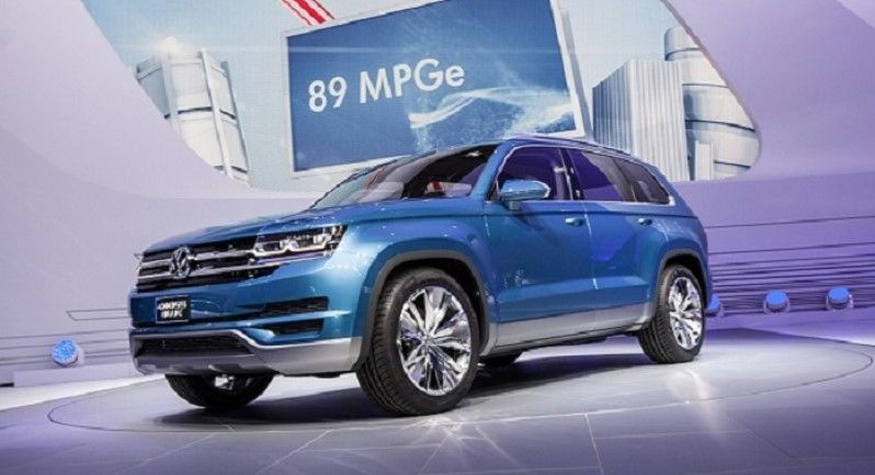 2017 Volkswagen Crossblue Price Release Date Review