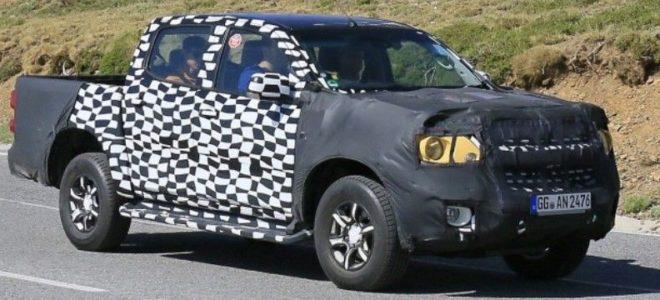 2017 Chevrolet Colorado ZR2 - Spy photos, Price, Release date